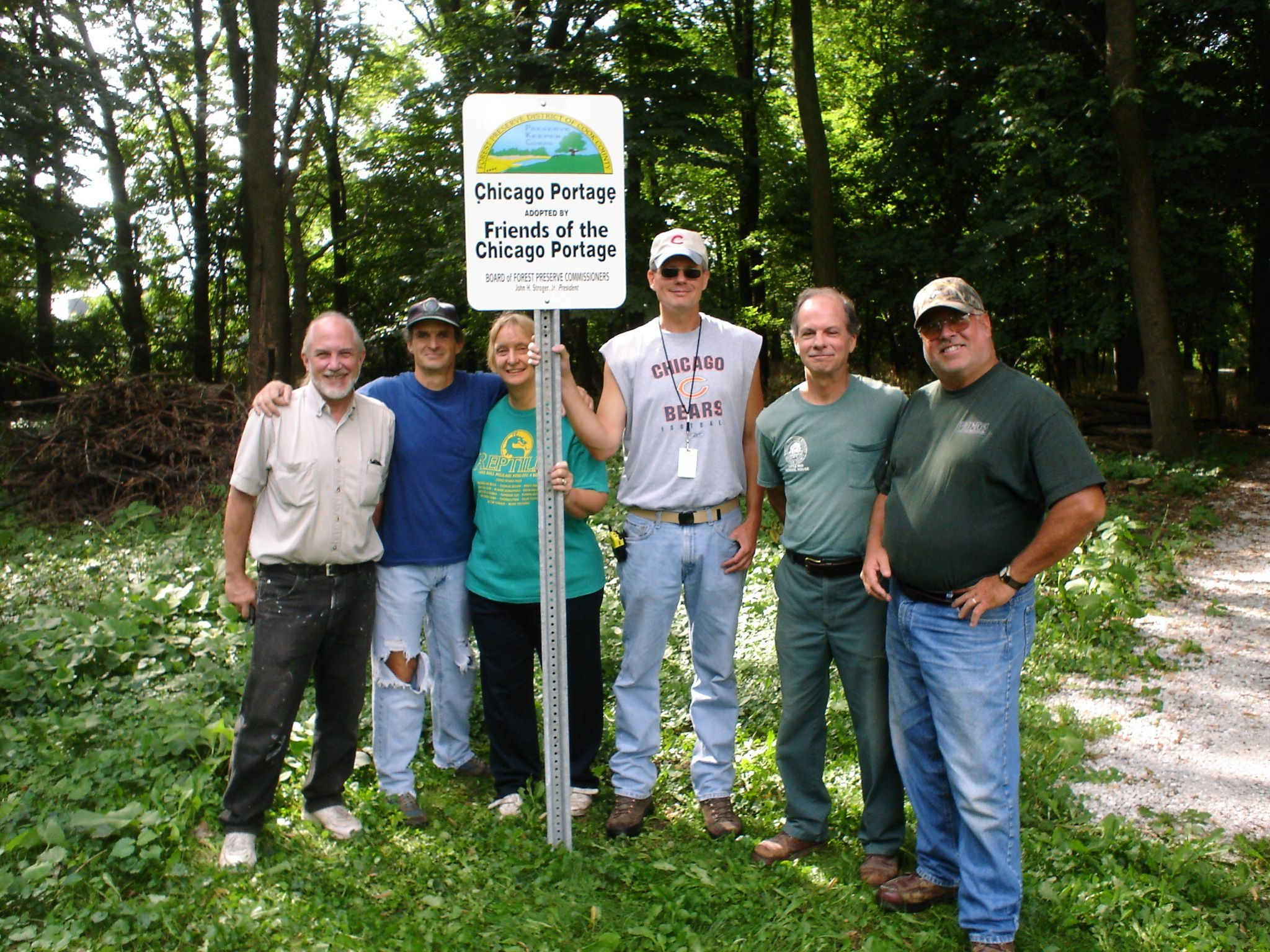 Friends of the Chicago Portage