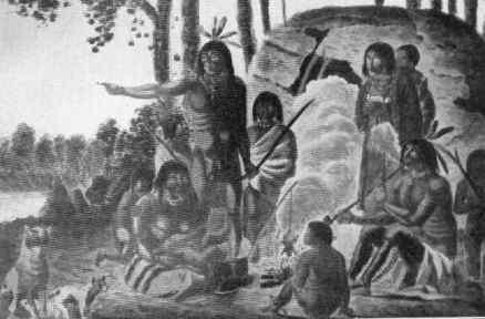 Algonquian family